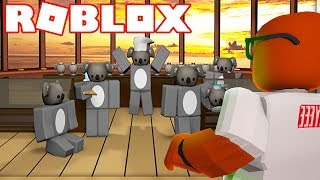 I Attended The Kola Cafe Hiring Meeting In Roblox! (EPIC FAIL!🤦‍♂️)