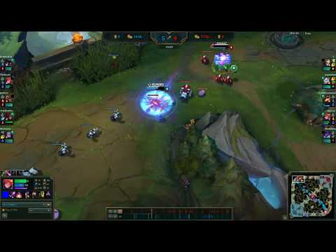 TIL Teemo gets invisible while asleep   Zoe Interaction   FNC TheBastii