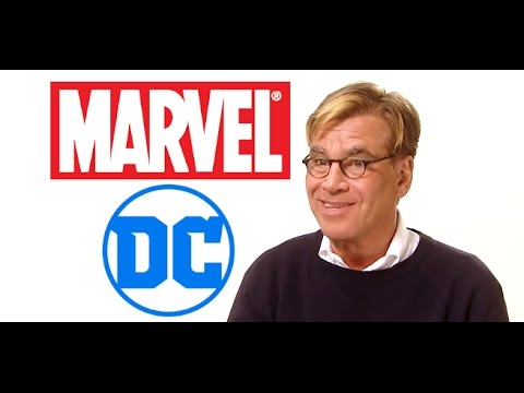 BREAKING: Aaron Sorkin In Talks With Marvel, DC