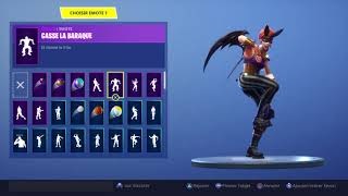 Fortnite account for sale All full combat pass - Floss Dance and Dark Knight Top 1 000
