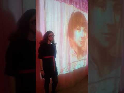 Изображение предпросмотра прочтения – НатальяФедоренко читает произведение «Самоубийство» М.И.Цветаевой