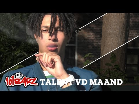 Jacin Trill - Talent vd Maand - September - 101Barz