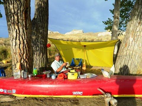 An Introduction to Canoe/ Kayak Camping