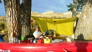 an introduction to canoe kayak camping