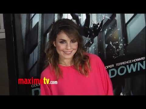 "Noomi Rapace ""Dead Man Down"" Premiere Red Carpet ARRIVALS"