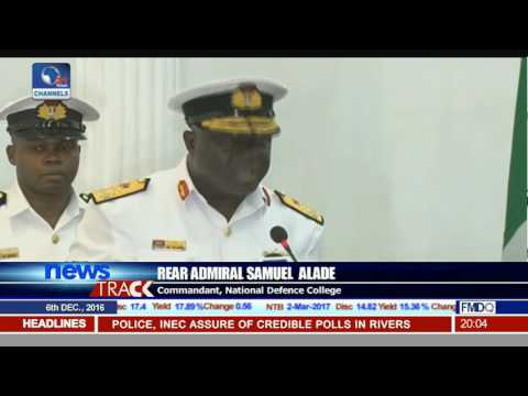 Pakistani Air Chief On Official Visit To Nigeria Defence College