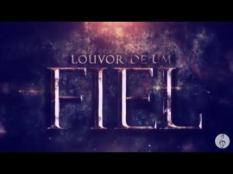 Louvor de Um Fiel ( Com Letra ) João Lucas Ft. Paloma Gomes - Lyric Vídeo