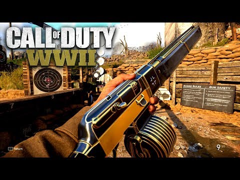 ROAD TO CHROME (GOLD TOGGLE ACTION) - Call of Duty: WW2 Multiplayer Gameplay LIVE (PS4 PRO)