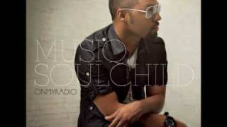 Musiq Soulchild - Iwannabe (feat. Damian Marley) (with Lyrics)