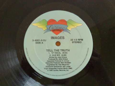 Images - Tell the Truth (Vinyl, 1990)