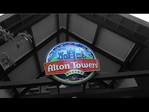 Twins Family Adventre at Cbeebies Land Alton Towers U.K VLOG #10