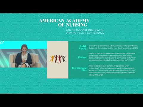 AAN2017 Day 1 - 02 Interactive Plenary Panel: Impact of Racism and Institutional Bias