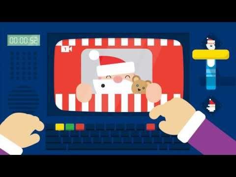 Google Santa Tracker - Time for Lift Off!