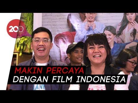 Luncurkan Trailer, Ernest Prakasa Yakin Milly dan Mamet Sukses Mp3