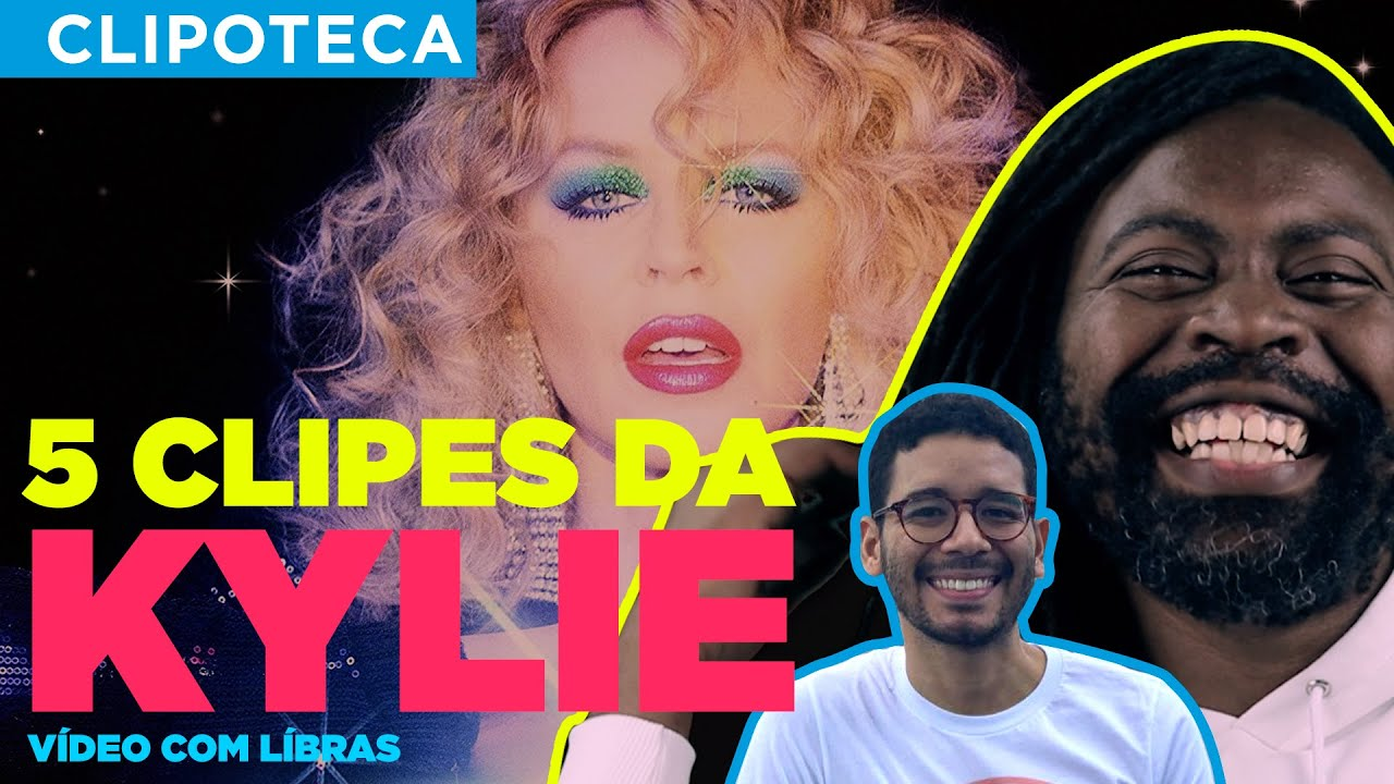 A Diva pop que te inspira? Kylie - por Junior Barreto do portal Kylie Brasil - CLIPOTECA09