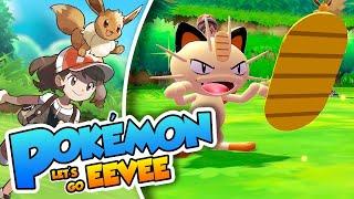 ¡Meowth, bien dicho! - 07 - Pokémon Let's Go Eevee Coop Español (Switch) DSimphony y Naishys