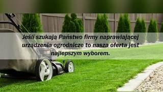 Naprawa kosiarek naprawa sprzętu ogrodniczego Poznań Bordzio