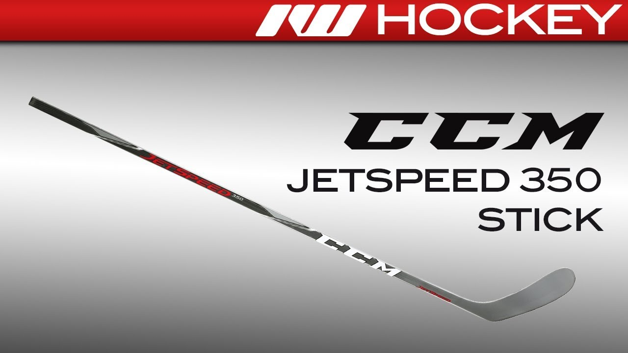 b3257b3ec76 CCM JetSpeed 350 Stick Review - YouTube