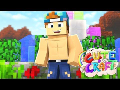 BUILDING THE TOWN CENTRE! | CuteCraft #22