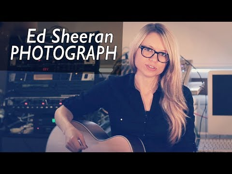 Как играть Ed Sheeran - Photograph | Разбор COrus Guitar Guide #1