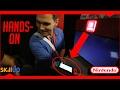 hands on with nintendo switch zelda gameplay at rtx sydney 2017 vlog