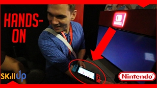 Hands on with Nintendo Switch (Zelda gameplay!) at RTX Sydney 2017 [VLOG]