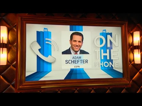 ESPN NFL Insider Adam Schefter Talks NFL Free Agency & More - 3/10/17
