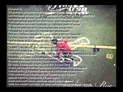 HUGO TSR - Dégradation [Lyrics / Paroles]