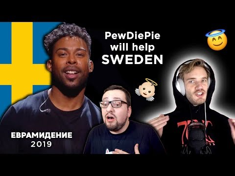 John Lundvik - Too Late For Love  (Sweden) Евровидение 2019 | REACTION (реакция)