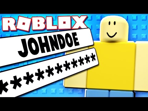HACKED JOHN DOE Account in ROBLOX! (OLDEST Roblox Account)