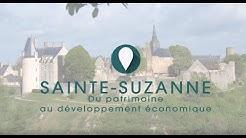 14. Sainte-Suzanne, Pays de la Loire - Du patrimoine au développement économique.