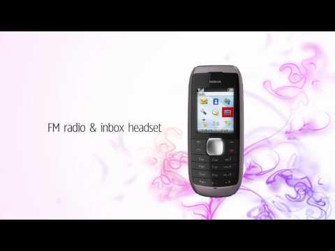Nokia 1800 Werbung