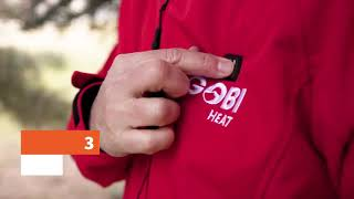 Gobi Heat® Sahara Men's 3 Zone Heated Jacket