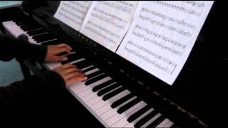 Kimi ni Todoke (OST) - Houkago (放課後) - Piano
