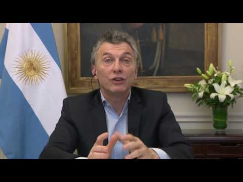 Entrevista exclusiva con Mauricio Macri