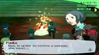 Persona 3 FES - Junpei Resolution [HD]