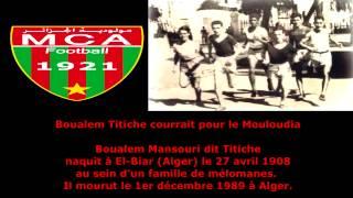 """Boualem Titiche le Mouloudeen (El Biar """"Alger"""")"""