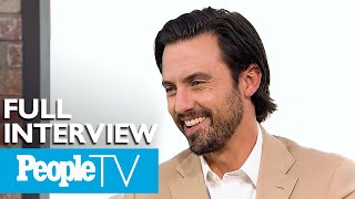 Milo Ventimiglia On The This Is Us Success, Gilmore Girls & More | PeopleTV | Entertainment Weekly