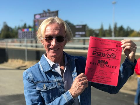 Horse Racing: Grants Pass Downs - Leading By Example
