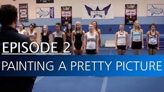 Secret Diary of an American Cheerleader™ Season 1 Ep. 2 - Painting a Pretty Picture