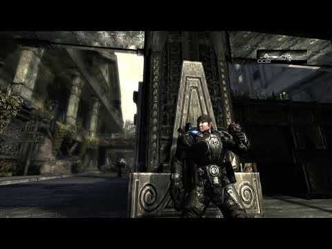 Fish In The Barrel , Gears Of War - Xbox One Gameplay , Live HD