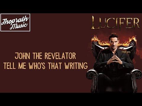 Larkin Poe - John The Revelator (Lyrics) Lucifer S3E13 Ending Song/Soundtrack