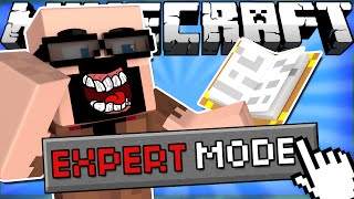 If EXPERT MODE was Added to Minecraft thumbnail