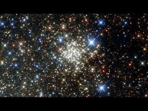 Скопление Арки – родина массивных и мощных сверхгигантских звезд