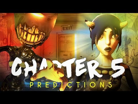 How Will Bendy END? (BATIM Chapter 5 Predictions)