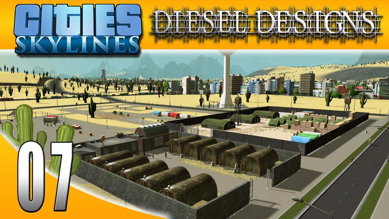 Military Base Building Games