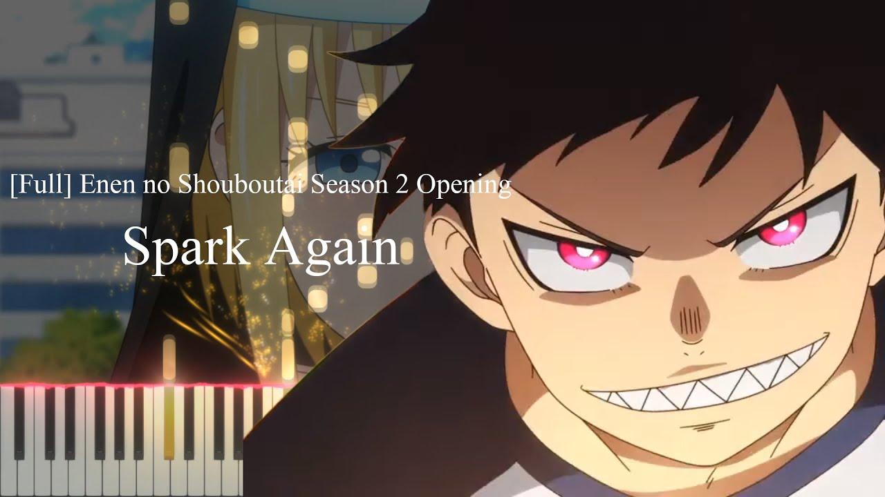 [Full] Spark Again - Enen no Shouboutai Season 2 OP [Piano tutorial + Sheet]