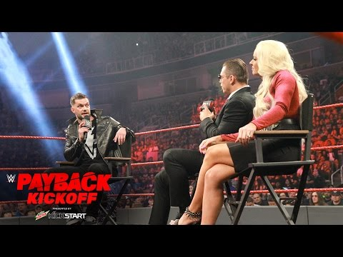 "Thumbnail: ""Miz TV"" with special guest Finn Bálor: WWE Payback 2017 Kickoff"