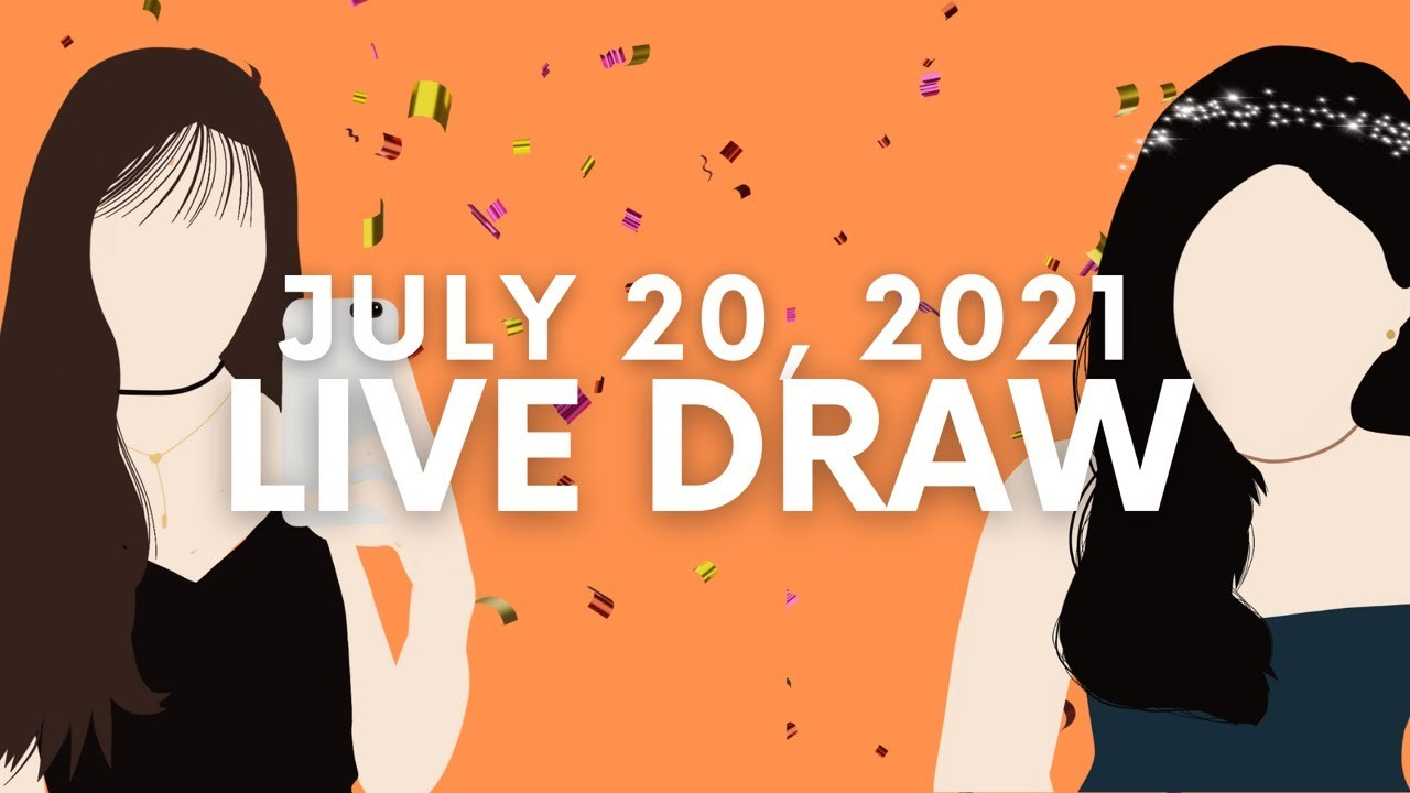 Live Draw | Round 45 @HouseofGiveawaysPH & Round 41 @HomeofGiveawaysPH | July 20, 2021