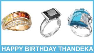 Thandeka   Jewelry & Joyas - Happy Birthday
